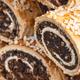 Portion of fresh homemade poppy seeds cake - PhotoDune Item for Sale