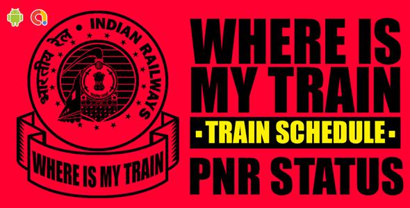 Indian Railway Train Status   Train PNR   Train Live Status   Android App   Admob Ads
