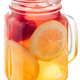 Strawberry lemonade jar, paths - PhotoDune Item for Sale