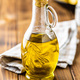 Olive oil in glass bottle. - PhotoDune Item for Sale