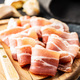 Smoked bacon strips. - PhotoDune Item for Sale