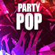 Upbeat Summer Pop Party Logo
