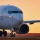 Airplane on airport runway - PhotoDune Item for Sale