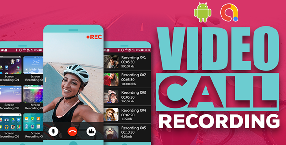 Video Call Recorder For Whatsapp   Video Call Recorder   DU Screen Recorder   Android App   Admob