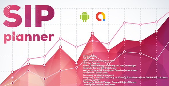 SIP Calculator   SIP Investment Calculator   Android App   Admob Ads