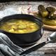 Vegetarian cucumber soup. - PhotoDune Item for Sale