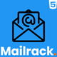 Mailrack - SMTP and Email Marketing Business HTML Template