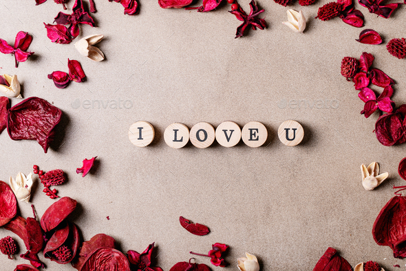 Word love - Stock Photo - Images