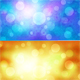 Water & Fire Theme Bokeh Background - GraphicRiver Item for Sale