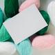 acrylic pastel colored wool yarn thread skeins - PhotoDune Item for Sale