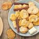 Lazy dumplings with cinnamon - PhotoDune Item for Sale