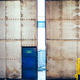 Factory, warehouse grunge industrial gate open - PhotoDune Item for Sale