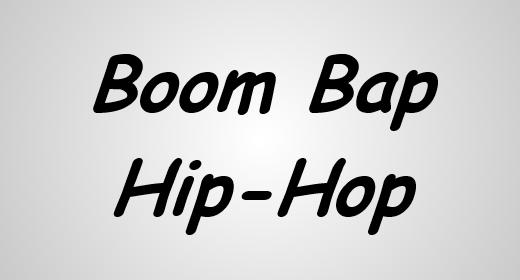 Boom Bap Hip-Hop