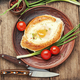 Adjarian Khachapuri with cheese - PhotoDune Item for Sale