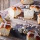 Easter Hot Cross Buns - PhotoDune Item for Sale