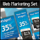 Essential Web Marketing Set - GraphicRiver Item for Sale