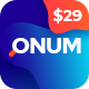 Onum - SEO & Marketing Elementor WordPress Theme