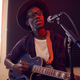 Young African Man Singing in Studio - PhotoDune Item for Sale
