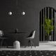conceptual interior room 3d illustration - PhotoDune Item for Sale