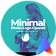 Minimal Photo Logo Opener - VideoHive Item for Sale