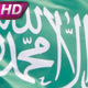 Flag Of Saudi Arabia Waves The Wind - VideoHive Item for Sale