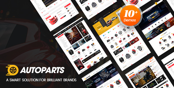 AutoParts – The Auto Parts, Tools, Equipments and Accessories Store Shopify Theme with Sections