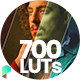 700 Film Looks - LUT Color Preset Pack - VideoHive Item for Sale