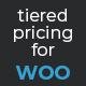 WooCommerce Tiered Pricing