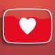 Valentine's Day (Youtube Logo) - VideoHive Item for Sale