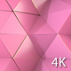 Pink Polygon Motion 93 - VideoHive Item for Sale
