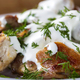 Fried chicken meat with sour cream - PhotoDune Item for Sale