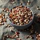 Raw Dry Organic Purple Popcorn - PhotoDune Item for Sale