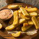 Idaho Fry Sauce with French Fries - PhotoDune Item for Sale