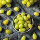 Organic Raw Green Grapes - PhotoDune Item for Sale