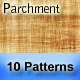 "10 ""Parchment"" Seamless Patterns - GraphicRiver Item for Sale"