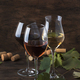 Red, white and rose wine in assortment - PhotoDune Item for Sale