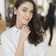 Beautiful woman in hair salon - PhotoDune Item for Sale