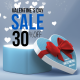 Valentine's Gift Box - VideoHive Item for Sale