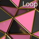 Pink Polygon Motion 94 - VideoHive Item for Sale