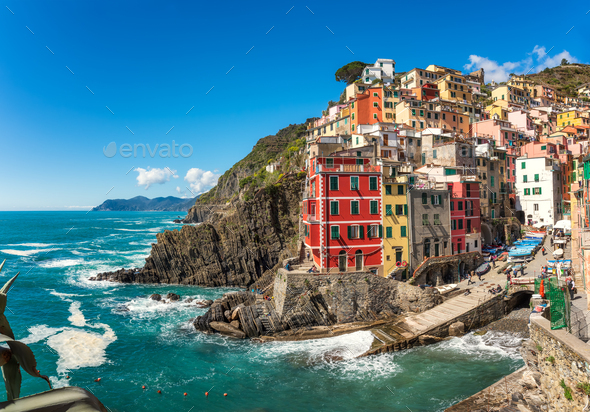 Chinque Terre, Italy - Stock Photo - Images