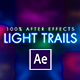 Particle Titles | Light Trails for After Effects - VideoHive Item for Sale