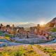Ancient theatre of Taormina - PhotoDune Item for Sale