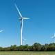 Wind wheels in the fields - PhotoDune Item for Sale