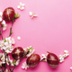 Easter pink background - PhotoDune Item for Sale