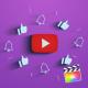 Youtube Minimal Logo - VideoHive Item for Sale