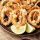 Crispy fried squid rings - PhotoDune Item for Sale