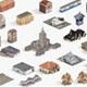 3d Buildings Render PACK