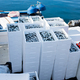 Stack of crates with freshly caught anchovies and sardines - PhotoDune Item for Sale