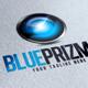 Blue Prizma Logo - GraphicRiver Item for Sale