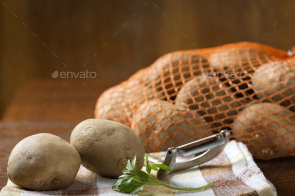 potatoes - Stock Photo - Images